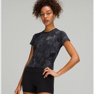 Lululemon All It Takes Short Sleeve Shirt Nulu